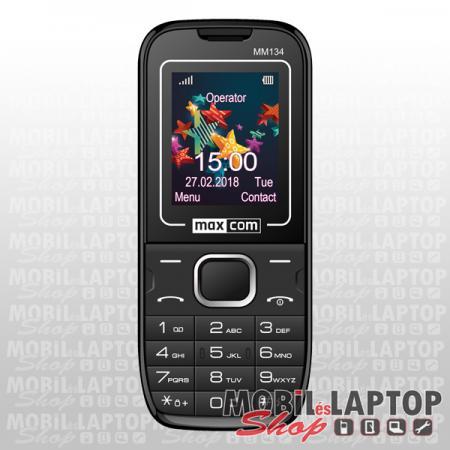 Maxcom MM134 dual sim fekete FÜGGETLEN