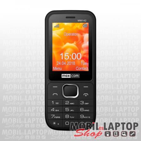 Maxcom MM142 dual sim fekete FÜGGETLEN