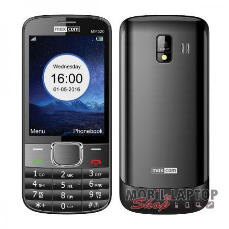Maxcom MM320 fekete FÜGGETLEN