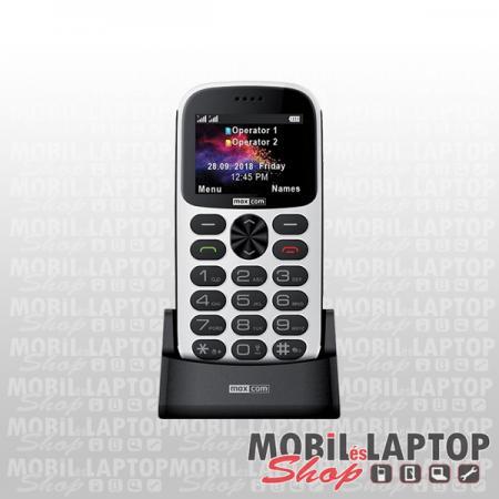 Maxcom MM471 dual sim fehér időstelefon FÜGGETLEN