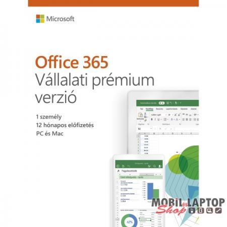 Microsoft Office 365 Üzleti Prémium Elektronikus licenc szoftver