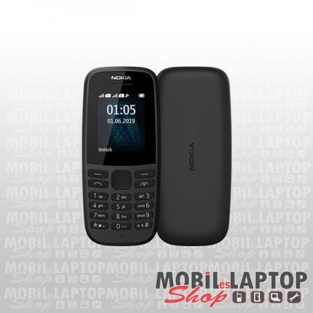 Nokia 105 (2019) fekete FÜGGETLEN