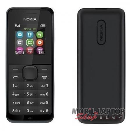 Nokia 150 dual sim fekete FÜGGETLEN