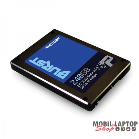 "PATRIOT BURST 240GB SATA3 2,5"" (PBU240GS25SSDR) SSD"