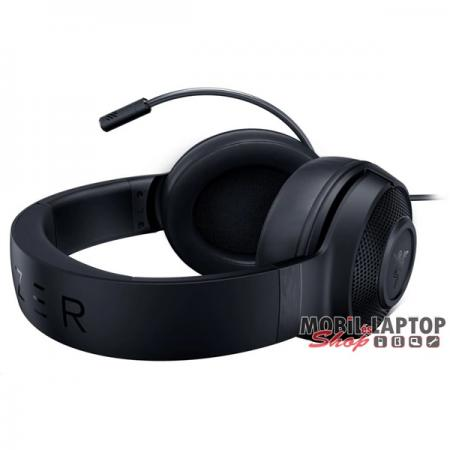 Razer Kraken X 3,5mm jack fekete gamer headset