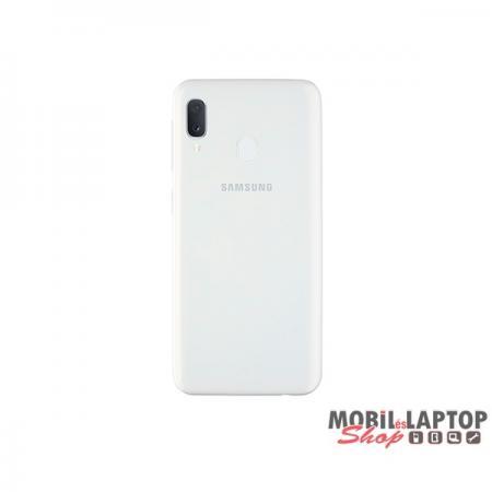 "Samsung SM-A202F Galaxy A20e 5,8"" LTE 32GB Dual SIM fehér okostelefon"
