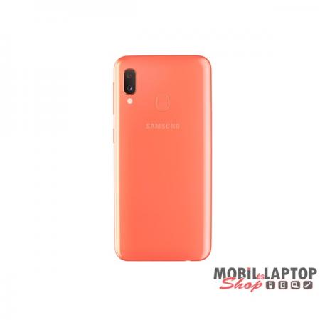 "Samsung SM-A202F Galaxy A20e 5,8"" LTE 32GB Dual SIM korall okostelefon"