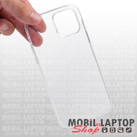 """Szilikon tok Apple iPhone 12 Mini ( 5,4"""" ) ultravékony átlátszó"""