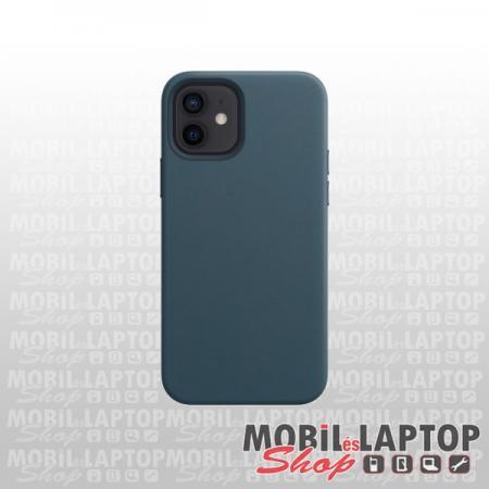 """Szilikon tok Apple iPhone 12 Mini ( 5,4"""" ) ultravékony matt kék"""