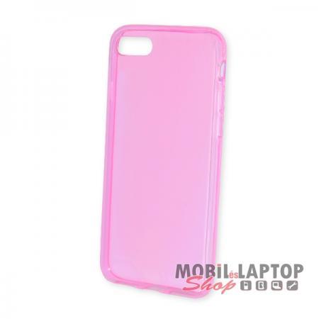 """Szilikon tok Apple iPhone 7 / 8 ( 4,7"""" ) ultravékony rózsaszín"""