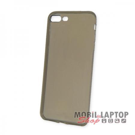 "Szilikon tok Apple iPhone 7 Plus / 8 Plus 5,5"" ultravékony füst"