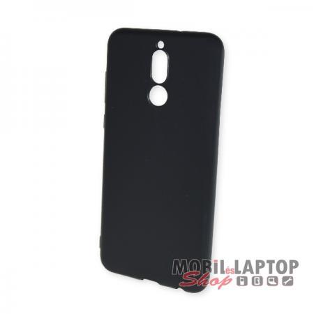 Szilikon tok Huawei Mate 10 Lite ultravékony matt fekete