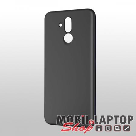Szilikon tok Huawei Mate 20 Lite ultravékony matt fekete