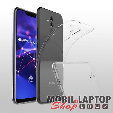 Szilikon tok Huawei Mate 20 Pro ultravékony átlátszó