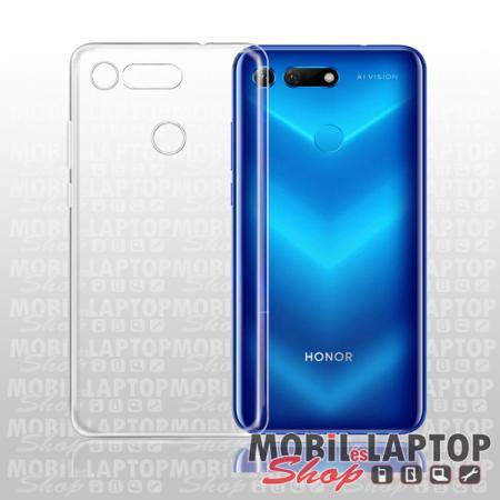 Szilikon tok Huawei Nova 5T / Honor 20 ultravékony átlátszó