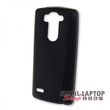 Szilikon tok LG D722 G3 Mini fekete/füst