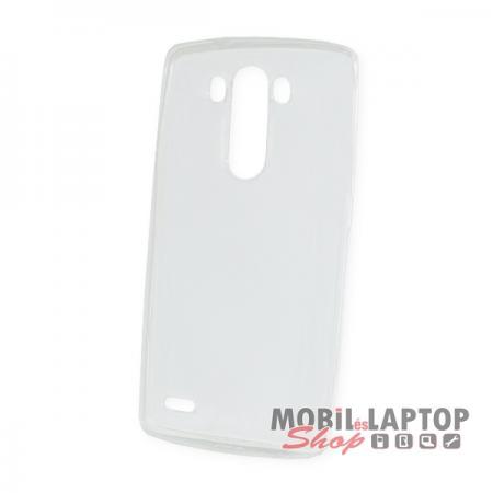 Szilikon tok LG D850 / D851 / D855 G3 ultravékony átlátszó