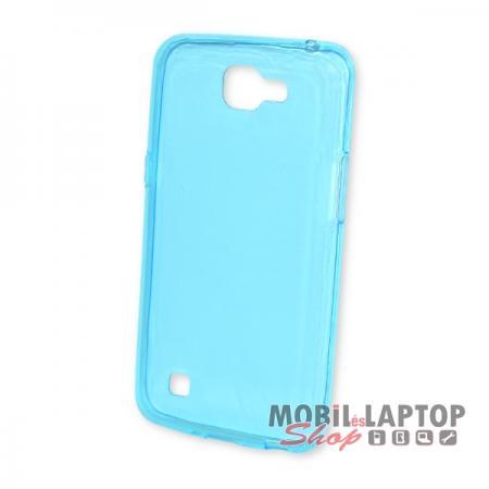 Szilikon tok LG K120 K4 ultravékony kék