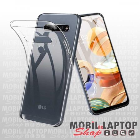 Szilikon tok LG K410 K41S ultravékony átlátszó