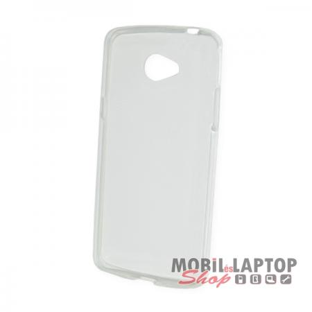 Szilikon tok LG X220 K5 ultravékony átlátszó