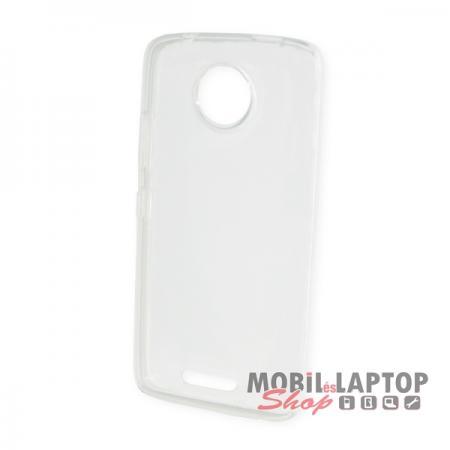 Szilikon tok Motorola XT1750 Moto C ultravékony átlátszó