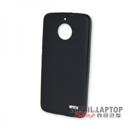 Szilikon tok Motorola XT1766 Moto E4 ultravékony matt fekete