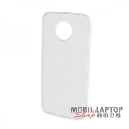 Szilikon tok Motorola XT1793 Moto G5S ultravékony átlátszó