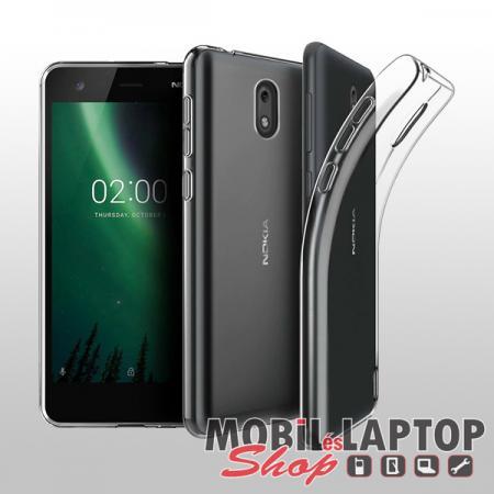 Szilikon tok Nokia 2.1 (2018) ultravékony átlátszó