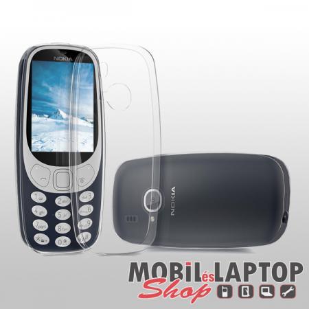 Szilikon tok Nokia 3310 (2017) ultravékony átlátszó