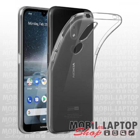 Szilikon tok Nokia 4.2 (2019) ultravékony átlátszó