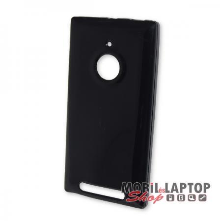 Szilikon tok Nokia Lumia 830 füst