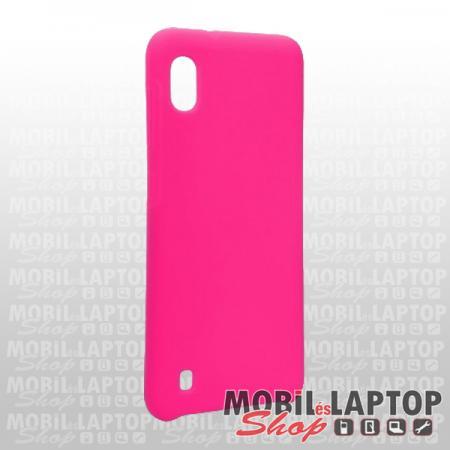 Szilikon tok Samsung A515 Galaxy A51 rózsaszín