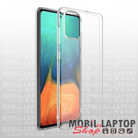 Szilikon tok Samsung A515 Galaxy A51 ultravékony átlátszó