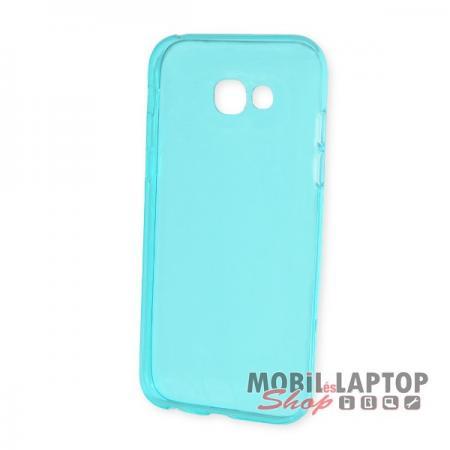Szilikon tok Samsung A520 Galaxy A5 (2017) ultravékony kék