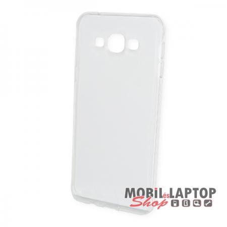 Szilikon tok Samsung A800 Galaxy A8 átlátszó