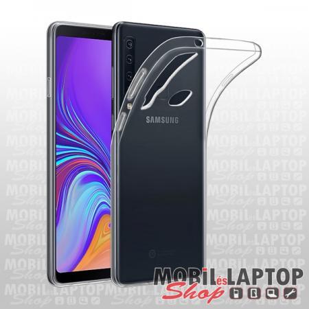 Szilikon tok Samsung A920 Galaxy A9 (2018) ultravékony átlátszó