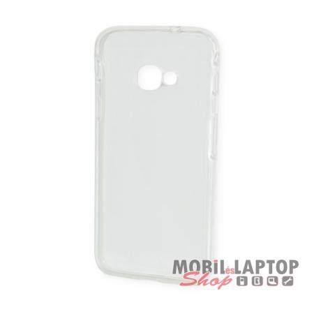 Szilikon tok Samsung G390/G398 Galaxy Xcover 4/4S ultravékony átlátszó