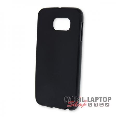 Szilikon tok Samsung G920 Galaxy S6 fekete