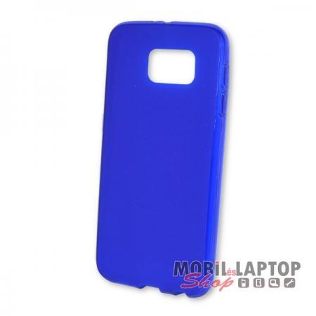 Szilikon tok Samsung G920 Galaxy S6 kék