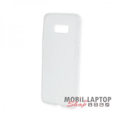 Szilikon tok Samsung G955 Galaxy S8 Plus ultravékony átlátszó