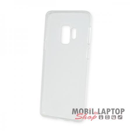 """Szilikon tok Samsung G960 Galaxy S9 ( 5,8"""" ) ultravékony átlátszó"""