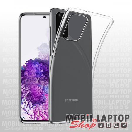 """Szilikon tok Samsung G980 Galaxy S20 ( 6,2"""" ) ultravékony átlátszó"""