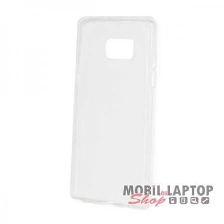 Szilikon tok Samsung N930 Galaxy Note 7 ultravékony átlátszó