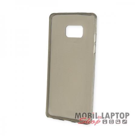 Szilikon tok Samsung N930 Galaxy Note 7 ultravékony füst