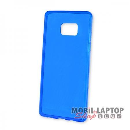 Szilikon tok Samsung N930 Galaxy Note 7 ultravékony kék