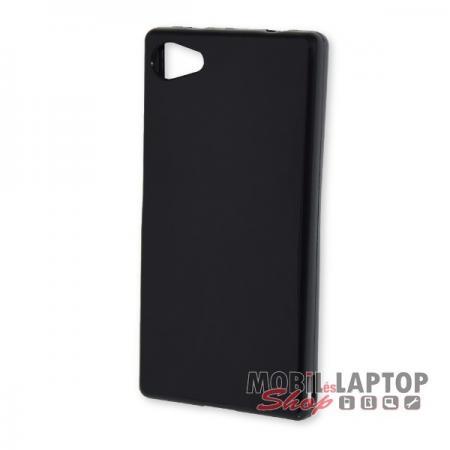 Szilikon tok Sony E5803 Xperia Z5 Compact fekete