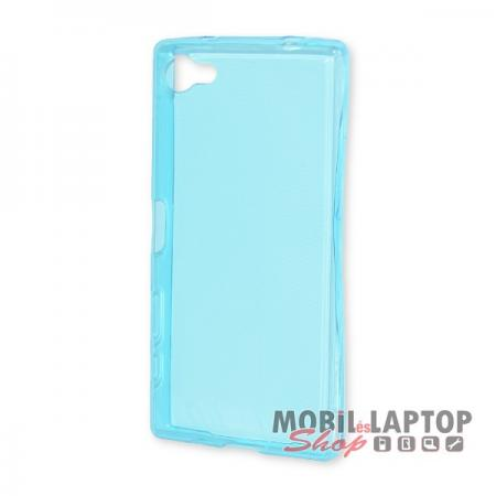 Szilikon tok Sony E5803 Xperia Z5 Compact kék