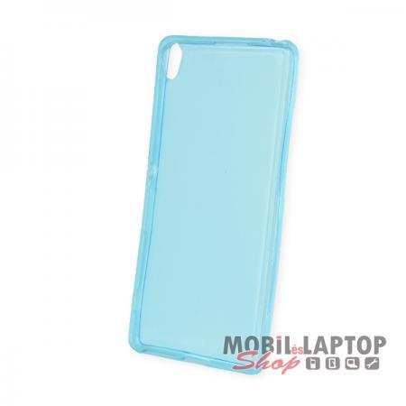Szilikon tok Sony F3111 / F3116 Xperia XA ultravékony kék