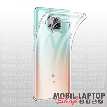 Szilikon tok Xiaomi Mi 10T Lite 5G ultravékony átlátszó