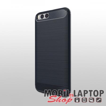 Szilikon tok Xiaomi Mi 6 fekete karbon minta